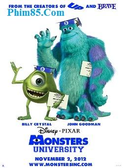 Lò Đào Tạo Quái Vật | Monsters University (2013) - Full Hd